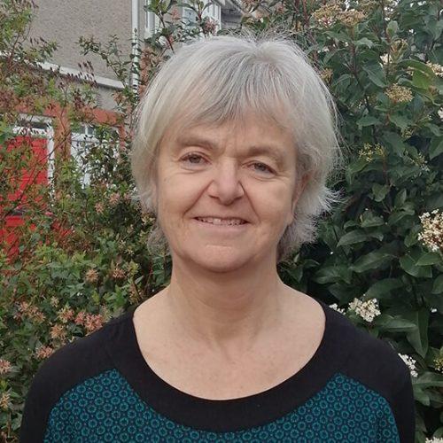 Carmel O'Hara, Psychotherapist and Mindfulness Teacher, Oscailt, Dublin