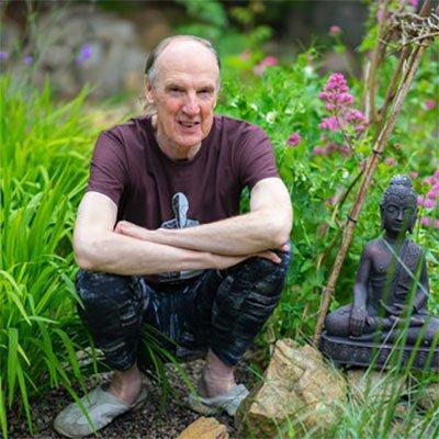 John McGuire, Yoga Instructor, Oscailt, Dublin