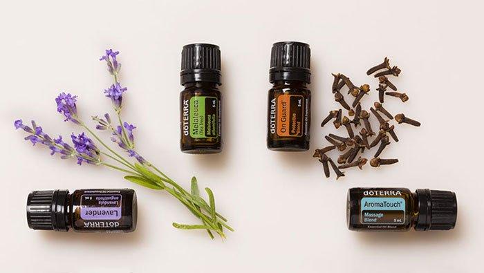 Aromatherapy - DoTerra AromaTouch Oils