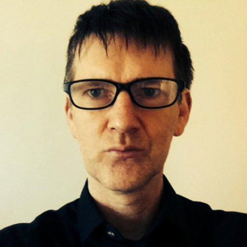 Ger Griffin, Hypnotherapist, Oscailt, Dublin