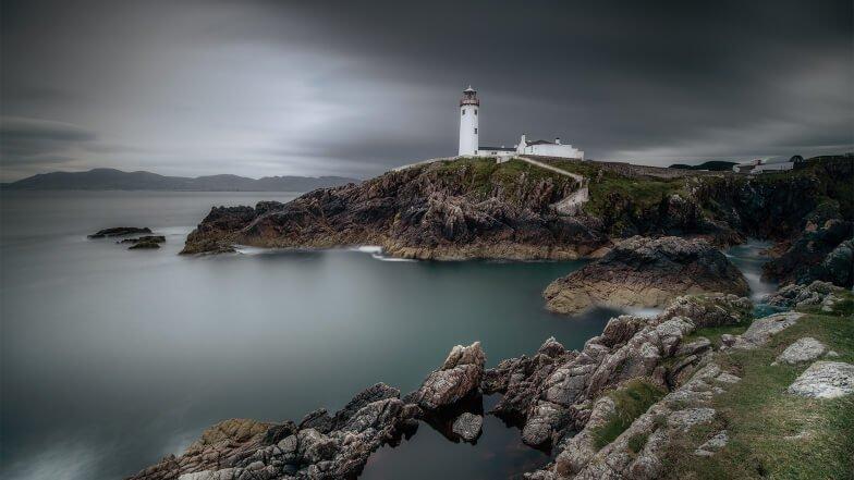 Fanad Lighthouse, Letterkenny, Ireland